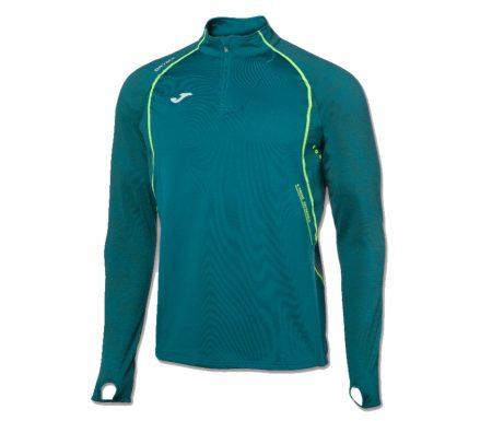 Joma – Løbe sweatshirt – Herre – 1/2 Zip – Grøn
