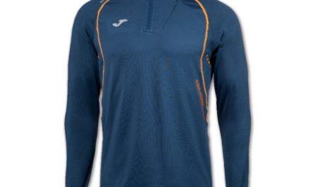 Joma – Løbe sweatshirt – Herre – 1/2 Zip – Navy