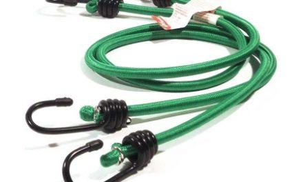 Jumbo bagagestropper – 80cm – 2stk – Grøn