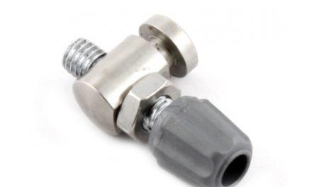 Justerbolt for bremsekabel til Shimano rullebremse BR-IM40-F (front)