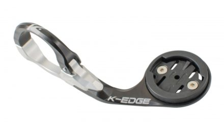 K-edge – Garmin Race Mount – 31,8mm – Sort