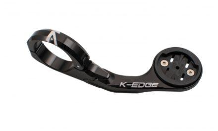 K-edge – Garmin XL Mount – Sort – Garmin Edge 1000, 810, 800