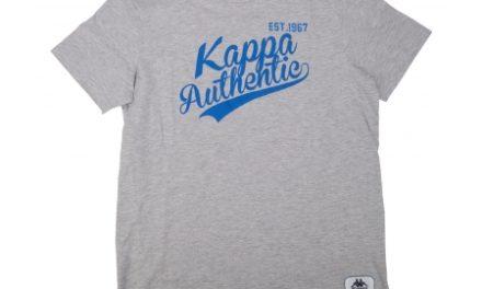 Kappa Vjanne Polo S/S – T-shirt – Grå – Str. L