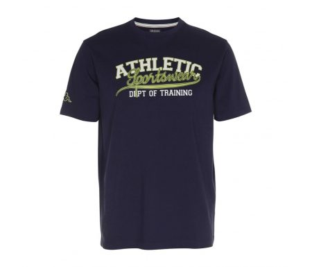 Kappa Vjanne – T-shirt – Navy