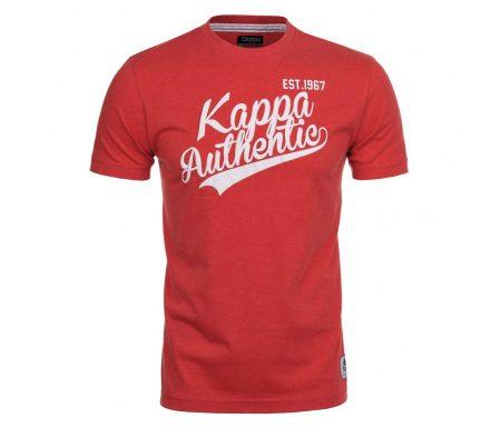 Kappa Vjanne – T-shirt – Rød
