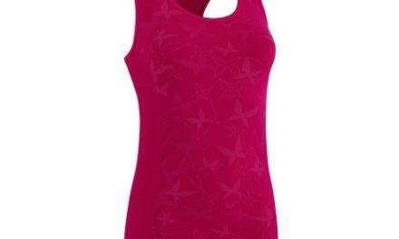 Kari Traa Butterfly – Top – Pink – Str. XS/S