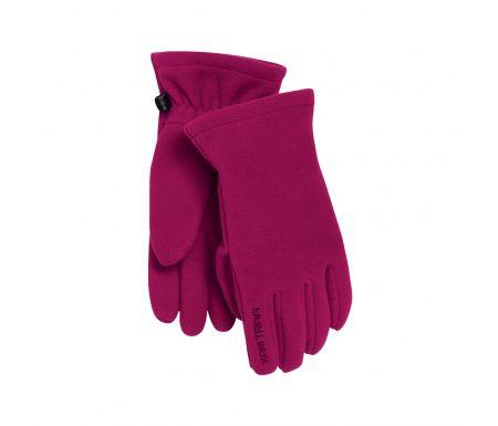 Kari Traa Glove – Fleecehandsker – Lilla – Str. 6