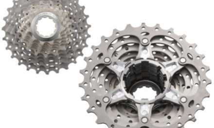 Kassette 10 gear 11-23 tands Shimano Dura Ace 7900