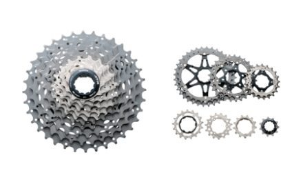 Kassette 10 gear 11-34 tands Shimano XTR