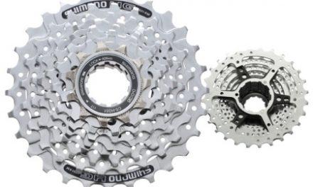 Kassette 8 gear 11-28 tands Shimano Alivio