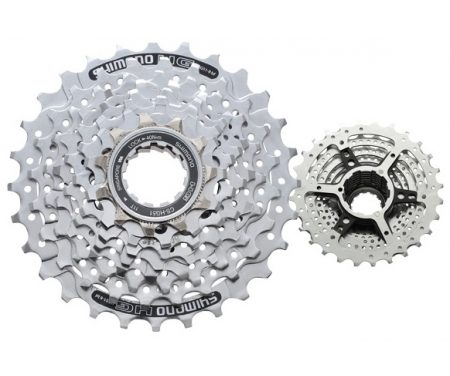 Kassette 8 gear 11-30 tands Shimano Alivio Model CS-HG51