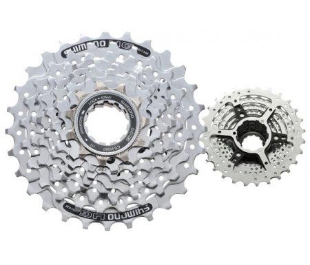 Kassette 8 gear 11-32 tands Shimano Alivio