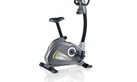Kettler Axos Cycle M – Motionscykel – 6 kg svinghjul magnetisk – Manuel 8 trins modstand