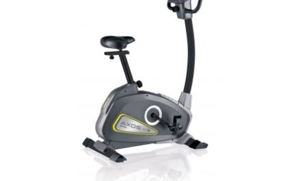 Kettler Axos Cycle P – Motionscykel – 9 kg svinghjul magnetisk – 16 trins auto modstand
