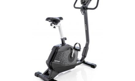 Kettler Golf C4 – Motionscykel – 6 kg svinghjul – 16 modstandsniveauer – Lav indstigning