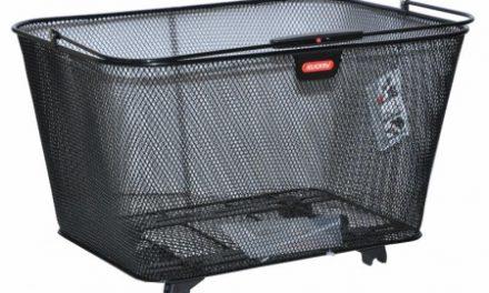Klickfix – Cargo – Cykelkurv m/korbklip quick system – 38 liter