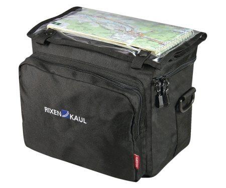 KLICKfix – Daypack BOX  – Sort 8 liter