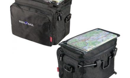 KLICKfix – Daypack – Sort 8 liter