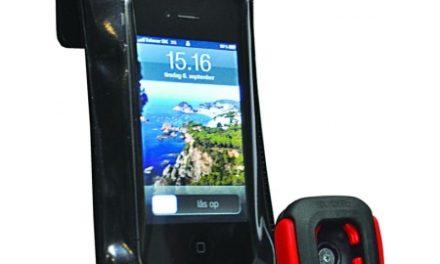 Klickfix – Mobilholder til smartphone/ipod max 7 x 12 cm