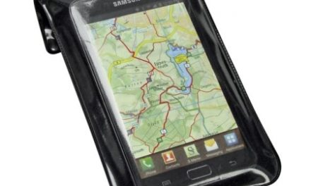 Klickfix – Mobilholder til smartphones 9 x 16 cm med beslag