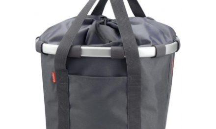 Klickfix – Reisenthel – Taske til styr montering – 15 liter – Grafitgrå