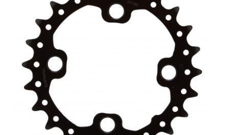 Klinge 24 tands Shimano SLX FC-M675 Double 10 gear