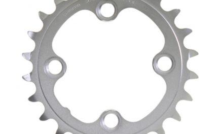 Klinge 26 tands Shimano XTR FC-M980 Dobbelt 10 gear