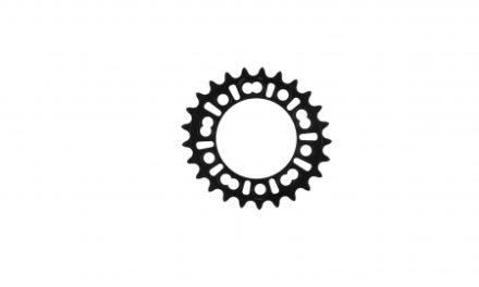 Klinge 26T Rotor Sort