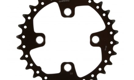 Klinge 28 tands Shimano SLX FC-M675 Double 10 gear