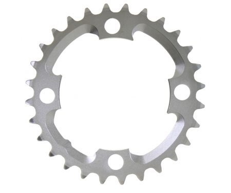 Klinge 28 tands Shimano XTR FC-M985 Dobbelt 10 gear