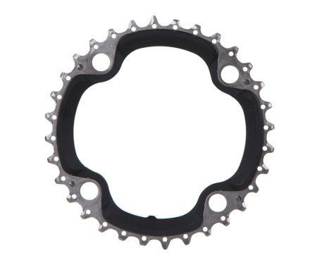 Klinge 36 tands Shimano SLX FC-M660 Triple 9 gear