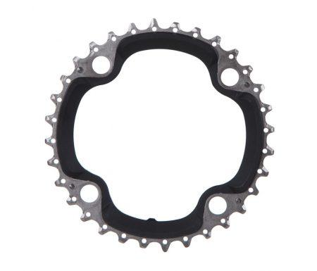 Klinge 36 tands Shimano Deore LX/SLX FC-M665/M815/M810 Dobbelt 9 gear