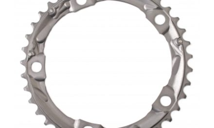 Klinge 39 tands Shimano 105 Sølv 5703
