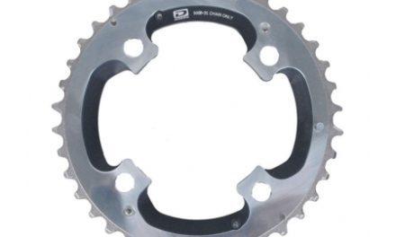 Klinge 38 tands Shimano XTR FC-M980 Dobbelt 10 gear