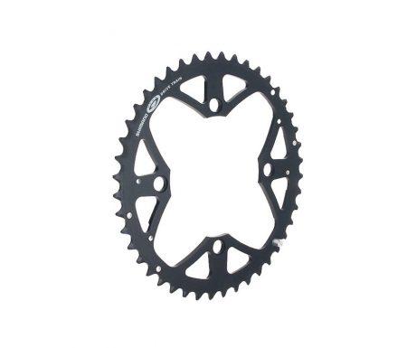Klinge 48 tands Shimano XT FC-M761 og FC-M771 Triple 9 gear sort