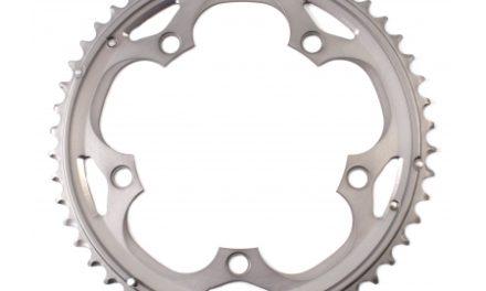 Klinge 50 tands Shimano 105 Sølv 5703