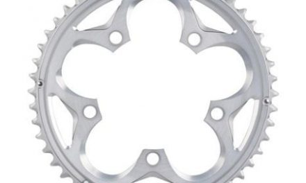 Klinge 50 tands Shimano 105 Sølv 5750