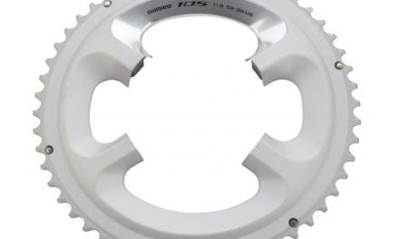 Klinge 52 tands Shimano FC-5800 Sølv