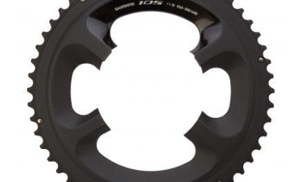 Klinge 52 tands Shimano FC-5800 Sort