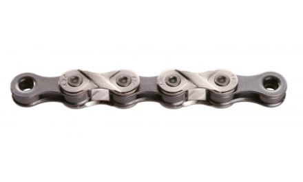 KMC kæde X8-93 Sølv/Grå – Passer til 6-7 og 8 gears MTB 116 led