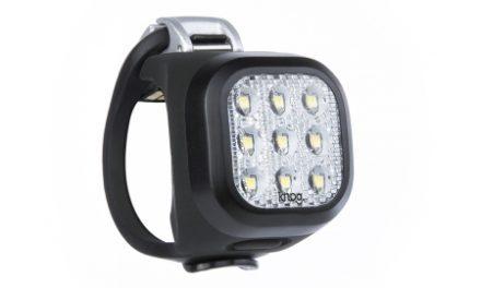 Knog – Cykellygte front Blinder Mini Niner – Sort – USB opladelig