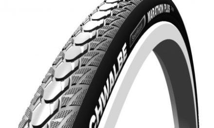 Kørestols dæk 26×1,00 Schwalbe Marathon Plus