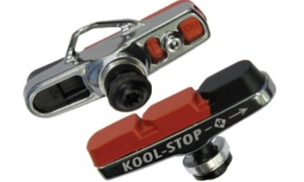 Kool Stop Dura 2 Advance Dual Compound – Bremsesko komplet Road – Campagnolo – Alu.