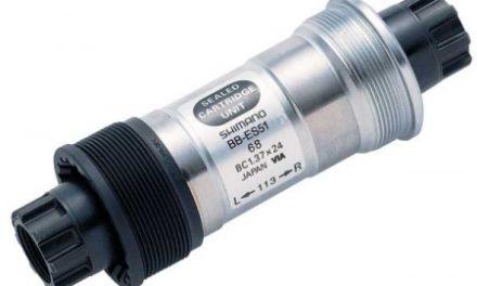Krankboks BB-ES51B 68-118mm