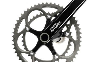 Kranksæt Rival compact 50-34 172,5 mm