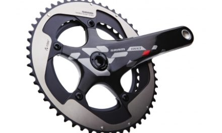Kranksæt Sram Red Exogram Dobbelt 53-39 172,5 mm GXP
