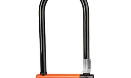Kryptonite bøjlelås – Evolution Series 4 – U-Lock – Flexframe