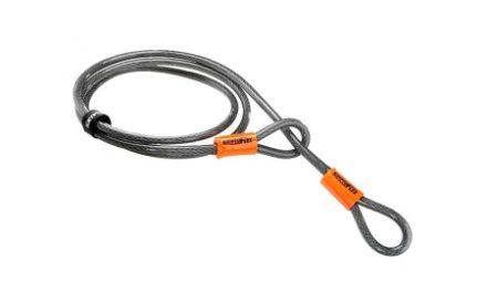 Kryptonite Looped – Kryptoflex 710 -Wire med løkker 10mmx213cm – Til kombination med låse