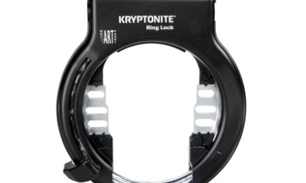 Kryptonite Ringlås – Retractable med Plugin – ART2 SSF