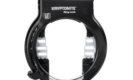Kryptonite Ringlås – Retractable med Plugin – ART2 SSF